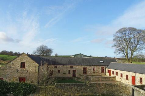 Northedge, Ashover, S42 6AY. 6 bedroom barn conversion for sale