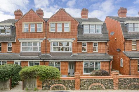 Cobbsthorpe Villas, Queensthorpe Road, Sydenham, SE26. 4 bedroom town house for sale