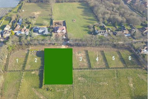 Greenaway Lane Warsash. Land for sale