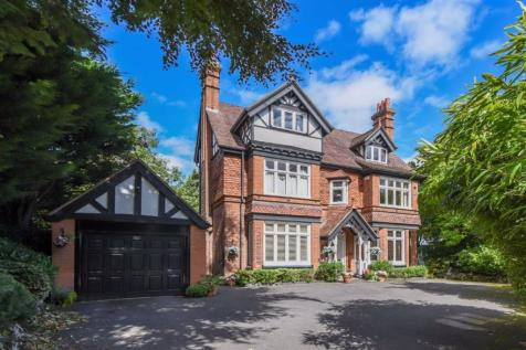 Abbey Road, Harborne. 6 bedroom detached house for sale