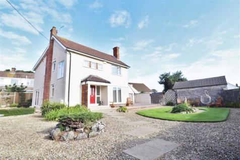 Church Road. 4 bedroom detached house