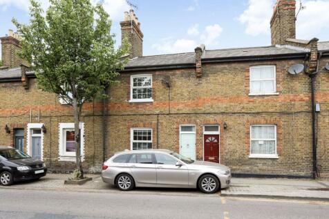 Old Oak Lane, Willesden. 3 bedroom terraced house