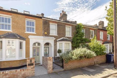 Shakespeare Road, Acton. 4 bedroom house