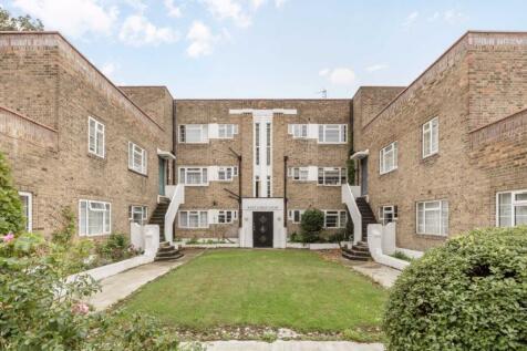 West Lodge Court, Acton. 2 bedroom flat