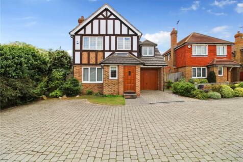 Ashurst Place, Rainham, Gillingham, Kent, ME8. 5 bedroom detached house