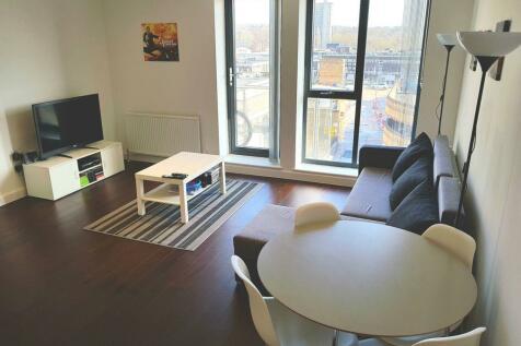 Danestrete, Stevenage, SG1. 2 bedroom apartment