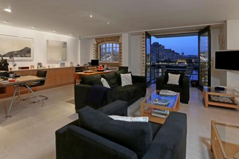Butlers Wharf Building, 36 Shad Thames, London. 4 bedroom flat for sale