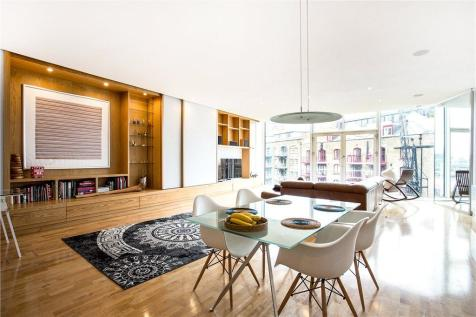 Saffron Wharf, 20 Shad Thames, London. 2 bedroom flat for sale