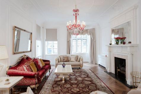 Lygon Place, London, SW1W. 8 bedroom terraced house for sale