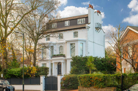 St Johns Wood Park, London, NW8. 8 bedroom detached house for sale