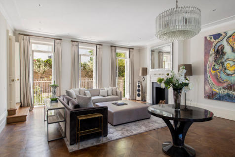 Lansdowne Road, London, W11. 6 bedroom semi-detached house