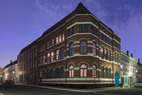 Sydenham Place, 20 Tenby Street North, Jewellery Quarter, B1 3EN. 3 bedroom apartment