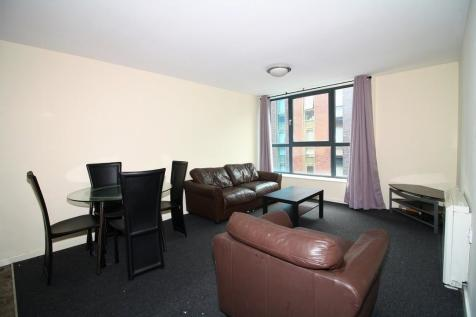 Mandale House, 30 Bailey Street, Sheffield, S1 4AD. 2 bedroom apartment