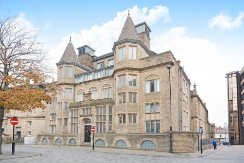 Holly House, 15 Holly Street, Sheffield, S1 2GT. 1 bedroom apartment for sale