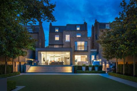 Hamilton Terrace, London, NW8. 7 bedroom detached house for sale