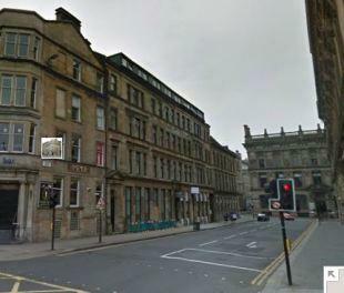 South Frederick Street, Glasgow, G1. 1 bedroom apartment