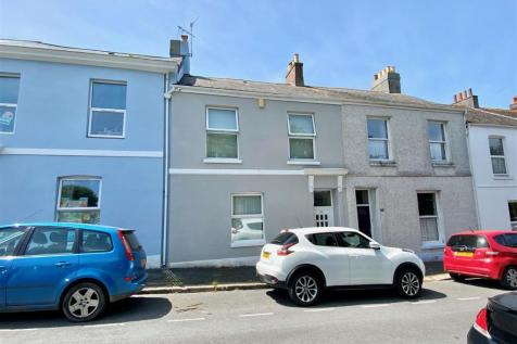 Admiralty Street, Plymouth. 4 bedroom terraced house