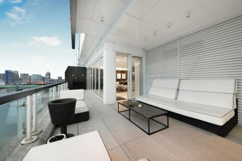 Thames Quay, Chelsea Harbour, London, SW10. 5 bedroom penthouse for sale