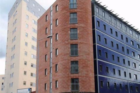 Blackfriars Road, Merchant City, Glasgow, Lanarkshire, G1. Studio flat