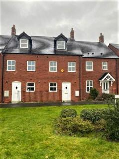 Bains Drive, Lichfield. 3 bedroom terraced house