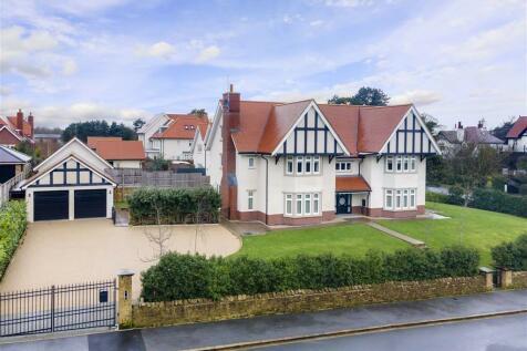 Sussex Avenue, Harrogate, North Yorkshire. 6 bedroom detached house for sale