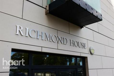Richmond House, Southend-On-Sea. 2 bedroom flat