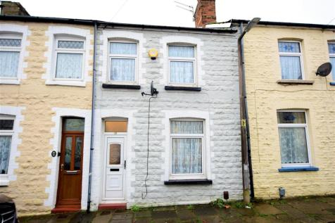 Commercial Road, Barry. 2 bedroom terraced house