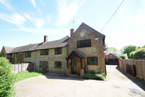 Routs Green, Bledlow Ridge, HP14 4BB. 4 bedroom semi-detached house