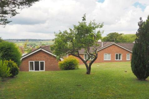 Castle Road, Salisbury. 5 bedroom detached bungalow