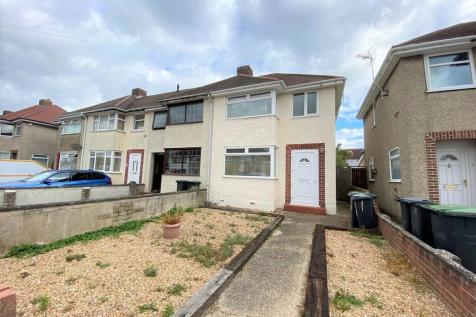 Rothesay Road, GOSPORT. 3 bedroom end of terrace house