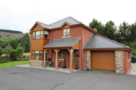 Troed Y Cyrniau, Penybontfawr, Oswestry, Mid Wales - Detached / 5 bedroom detached house for sale / £475,000