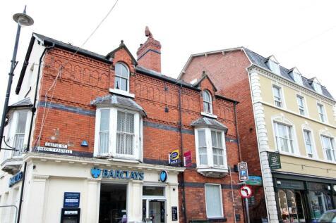 Castle Street, Llangollen, North Wales - Flat / 1 bedroom flat for sale / £90,000