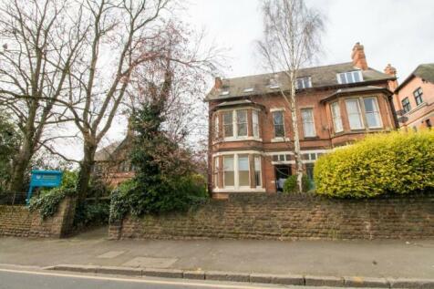 Mansfield Road, Sherwood, Nottingham, NG5 2DP. 1 bedroom flat