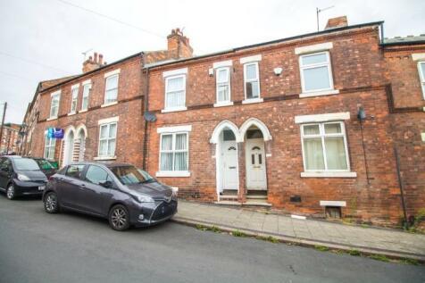 St Stephens Road, Sneinton, Nottingham, NG2 4JR. 2 bedroom terraced house for sale