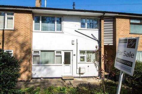 Porchester Road, Mapperley, Nottingham, NG3 6GS. 2 bedroom maisonette for sale