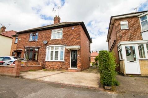 Coronation Road, Hucknall, Nottingham, NG15 7EJ. 2 bedroom semi-detached house for sale
