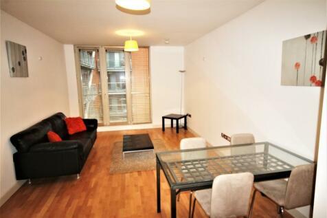 LEFTBANK, SPINNINGFIELDS. 1 bedroom apartment