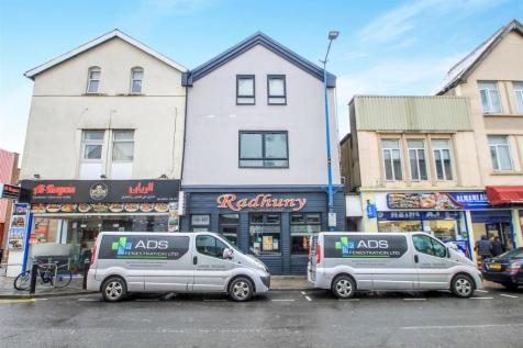City Road, Roath, Cardiff, CF24 3DL, South Wales - Block of Apartments / 6 bedroom block of apartments for sale / £515,000