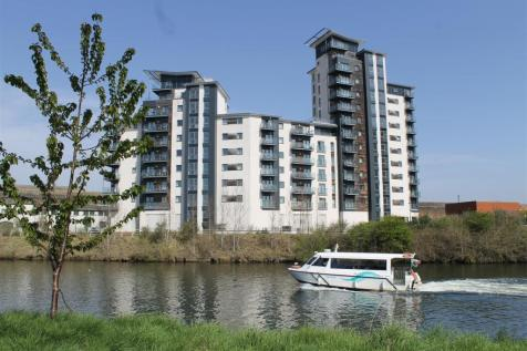 Overstone Court, Cardiff. 1 bedroom apartment for sale