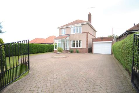 Stockton Road, Seaham, County Durham, SR7. 4 bedroom detached house