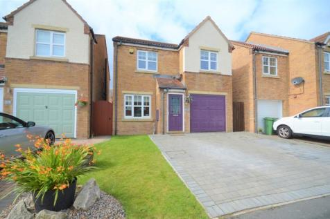 Souter Drive, East Shore Village, Seaham, County Durham, SR7. 3 bedroom detached house