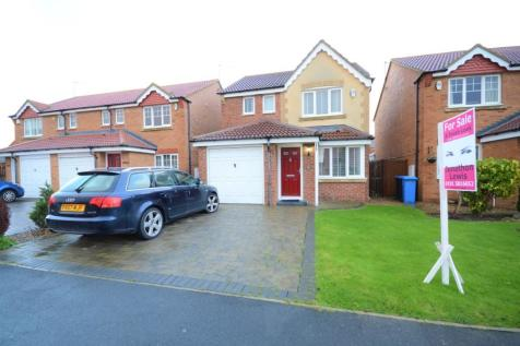 Redwood, Roseberry Park, Seaham, County Durham, SR7. 3 bedroom detached house