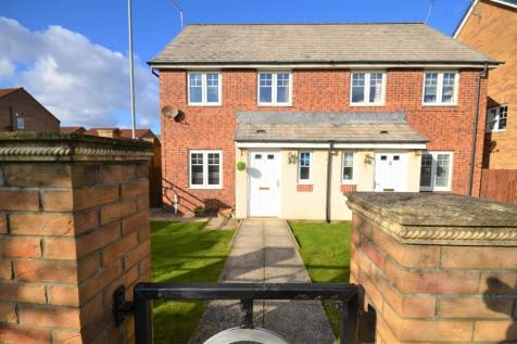 Runswick Drive, East Shore Village, Seaham, County Durham, SR7. 3 bedroom semi-detached house