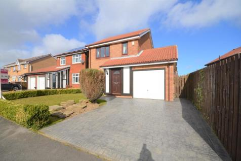 Weymouth Drive, Dalton Grange, Seaham, County Durham, SR7. 3 bedroom detached house
