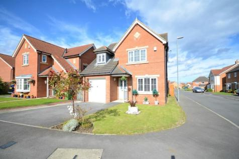 Weybourne Lea, Seaham, County Durham, SR7. 3 bedroom detached house