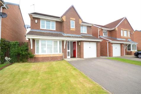 Douglas Way, Murton, Seaham, Co Durham, SR7. 4 bedroom detached house