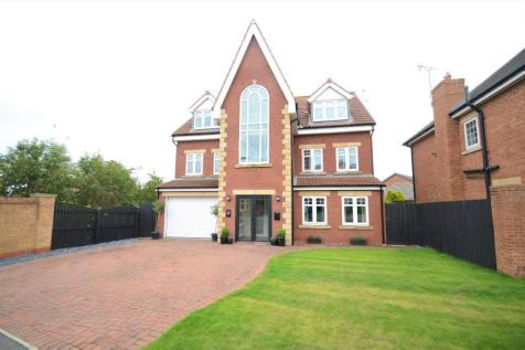 Boulmer Lea, East Shore Village, Seaham, Co Durham, SR7. 5 bedroom detached house