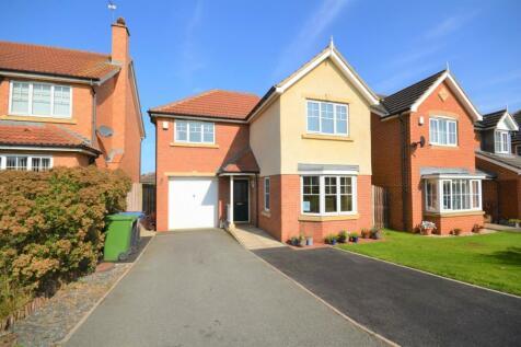 Aldeburgh Way, East Shore Village, Seaham, County Durham, SR7. 3 bedroom detached house for sale