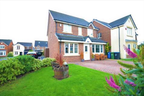 Marsdon Way, East Shore Village, Seaham, County Durham, SR7. 3 bedroom detached house for sale