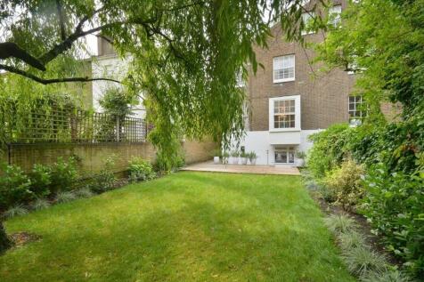 Cavendish Avenue, St Johns Wood, NW8. 4 bedroom semi-detached house